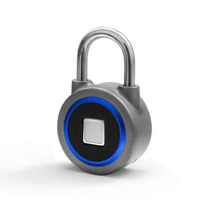 Умный замок Nokelock GLS Bluetooth+Fingerprint GLS-U-BT_F-Blue