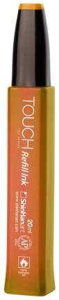 Заправка для маркера Touch на спиртовой основе, 20 мл, цвет: 024,желтая календула