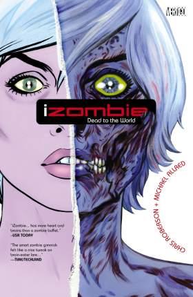 Izombie, Volume 1: Dead To The World
