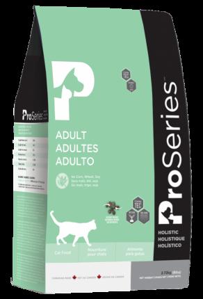 Сухой корм для кошек ProSeries Adult Cat, курица, 2,72кг