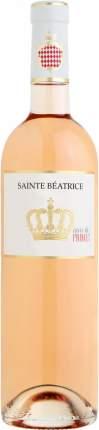 Вино Sainte Beatrice  Cuvee des Princes Rose 2017