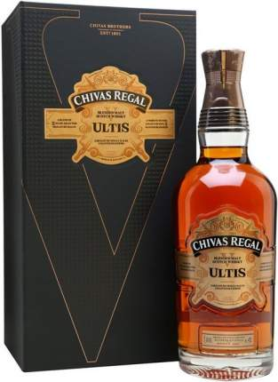Виски  Chivas Regal  Ultis  gift box 0.7 л