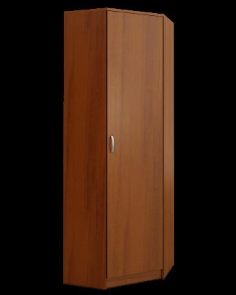 Платяной шкаф MFMaster Ольга (662) МСТ-ПДО-ШУ-ОР-62 67х67х200, орех