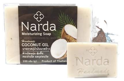 Косметическое мыло Narda С кокосовым маслом