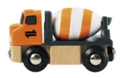 Деревянная железная дорога Машина бетономешалка Brio 33556
