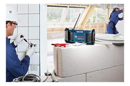 Аккумуляторный радиоприемник для стройплощадки Bosch GML SoundBoxx 601429900