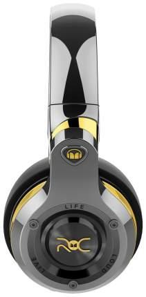 Беспроводные наушники Monster ROC Sport Over-Ear Black Platinum