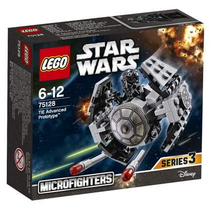 Конструктор LEGO Star Wars Усовершенствованный прототип истребителя TIE (75128)