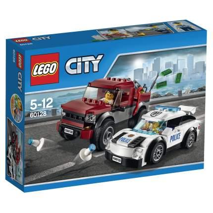 Конструктор LEGO City Police Полицейская погоня (60128)