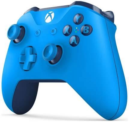 Геймпад Microsoft Xbox One Blue WL3-00020