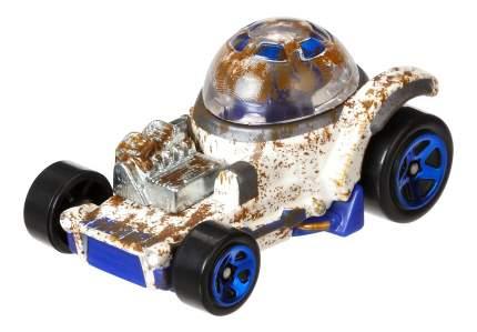 Набор машинок Hot Wheels Звездные войны: R2-D2 и C-3PO CGX02 CGX04