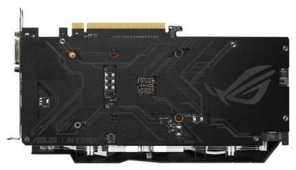 Видеокарта ASUS ROG Strix GeForce GTX 1050 Ti (ROG-STRIX-GTX1050TI-4G-GAMING)