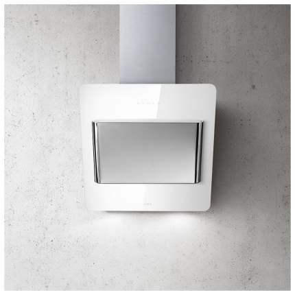 Вытяжка наклонная Elica Belt Lux WH/A/55 White/Silver