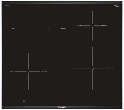 Встраиваемая варочная панель индукционная Bosch PIF675DE1E Black