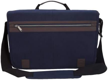 """Сумка для ноутбука 16"""" Dell Messenger синяя"""
