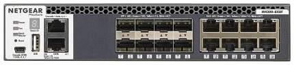 Коммутатор NetGear XSM4316S-100NES Черный