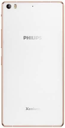 Смартфон Philips Xenium X818 32Gb Champaign