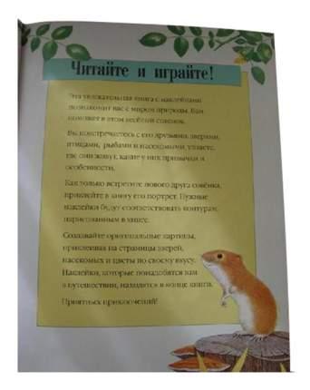 Школа Семи Гномов Чудо-Наклейки все о Животных