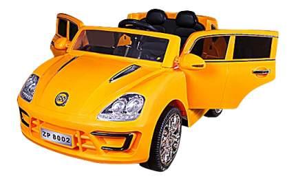 Электромобиль TjaGo Makan желтый