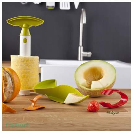 Набор для нарезки фруктов Tomorrow's Kitchen 48892606 Белый, зеленый, красный, оранжевый