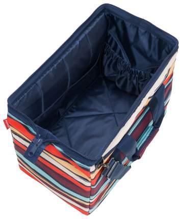 Дорожная сумка Reisenthel Allrounder Artist Stripes 48 x 29 x 39,5