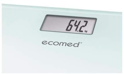 Весы напольные Medisana Ecomed PS-72E Белый