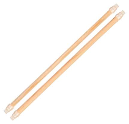 TRIXIE 5521 Набор деревянных жердочек д/клетки 45см*10мм+45см*12мм*2шт
