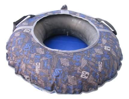 Тюбинг детский Туба-Дуба Синий 80 см
