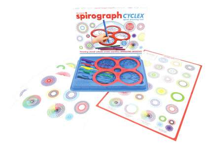 Набор для рисования The Original Spirograph Спирограф Cyclex S-01018