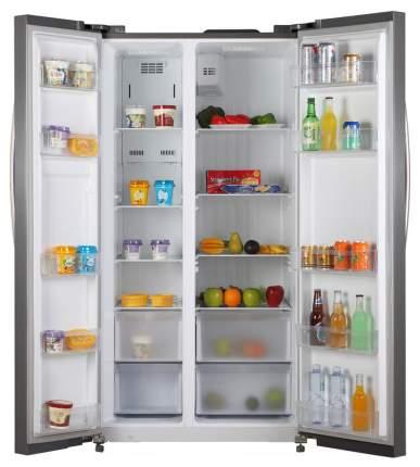 Холодильник SHIVAKI SHRF-600SDS Silver