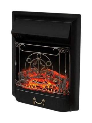 Электрокамин Royal Flame Pierre Luxe с очагом Majestic BL Коричневый; Черный; Шампань