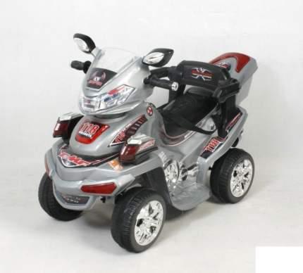 Квадроцикл Shanghai Inter-World р/у, серебр, аккум 6V/4,5AH,12W