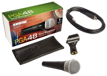 Микрофон Shure PG ALTA PGA48-QTR-E