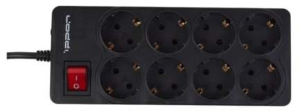 Сетевой фильтр Ippon BK-238 Черный