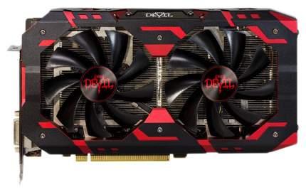 Видеокарта PowerColor Red Devil Radeon RX 580 (AXRX 580 8GBD5-3DHG/OC)