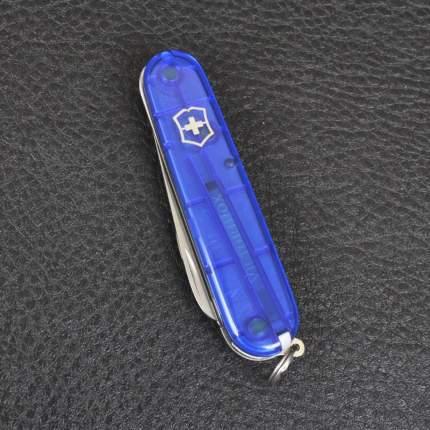 Мультитул Victorinox My First 0.2373.T2 84 мм синий, 9 функций