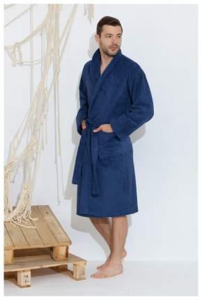 Халат EvaTeks Smoky Blue Е 363 2830 3XL цвет Темно-синий