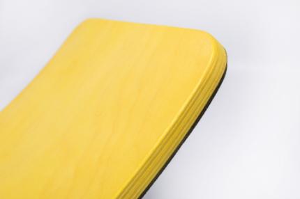 Балансборд для детей Bodobo желтый EVA