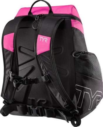 Рюкзак для плавания TYR Alliance LATBP30 30 л розовый/черный (121)