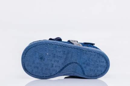Туфли Котофей 131106-12 для девочек синий р.20