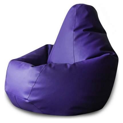 Кресло-мешок DreamBag Кресло-мешок, размер XL, экокожа, фиолетовый