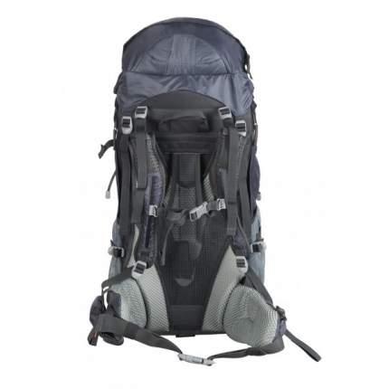 Туристический рюкзак Norfin Newerest NS 55 л серый/оранжевый