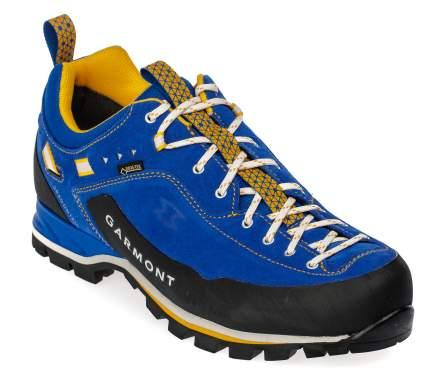 Ботинки мужские Garmont Dragontail MNT GTX, sky blue/yellow, 12.5 UK