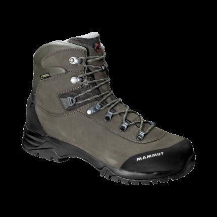 Ботинки мужские Mammut Trovat Advanced High GTX, graphite/taupe, 9