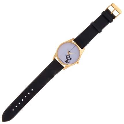 Часы Mitya Veselkov Кошка и паучок Арт, Gold-30