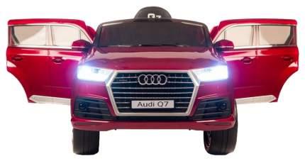Электромобиль Audi Q7 Красный Shenzhen Toys Jj2188R