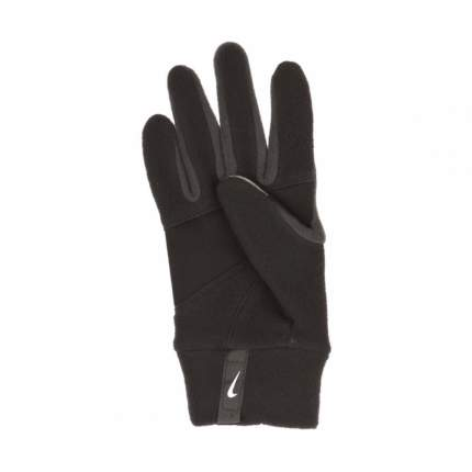 Перчатки Nike Men's Tech Thermal Running Gloves, черные/серые, L