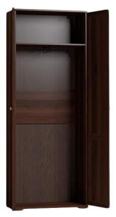 Платяной шкаф Глазов мебель GLZ_24959 80х40х210, орех шоколадный