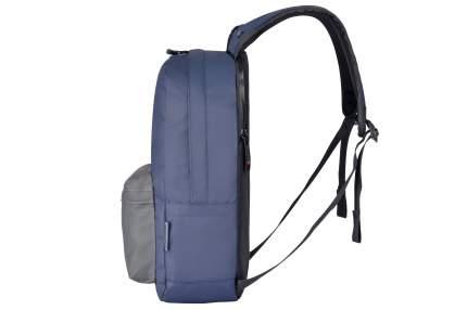 Рюкзак Wenger Photon 605035 серый/синий 18 л