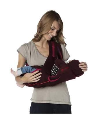Рюкзак для переноски детей Cybex First Go Poppy Red